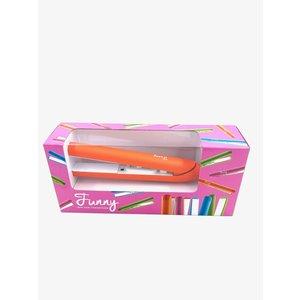 STHAUER Mini Hair Straightener ORANGE