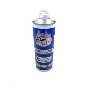 The Shave Factory Clippercare Spray, 400ml