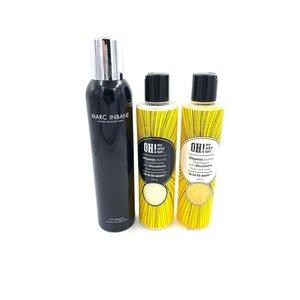 Marc Inbane Natural Tanning Spray, 200ml + Set Macadamia Shampoo / Conditioner