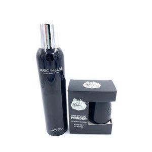 Marc Inbane Natural Tanning Spray, 200ml + 1 Volume Powder
