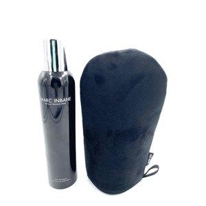 Marc Inbane Natural Tanning Spray Self-tanner - 200 ml + glove