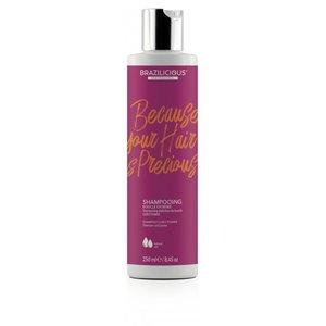 BRAZILICIOUS Curl Extreme Shampoo, 250ml