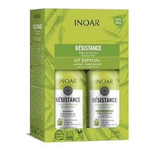 INOAR Resistance Fibra De Bambu DUO 2 x 250ml