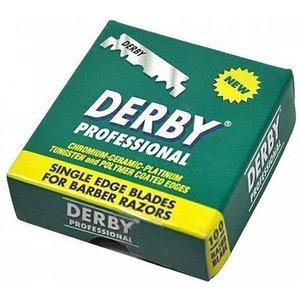 DERBY Single Half Razor Blades 100 pcs