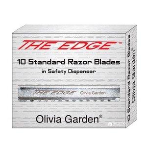 Olivia Garden The Edge Razor Blades - 10 Pieces