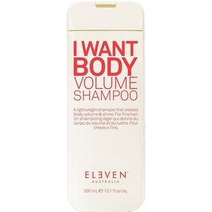 ELEVEN AUSTRALIA I Want Body - Volume Shampoo - 300 ml