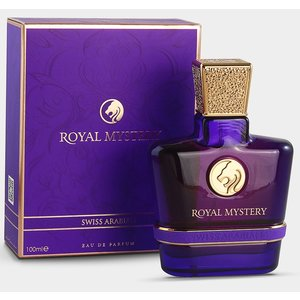 SWISS ARABIAN Royal Mystery, 100ml - WOMAN