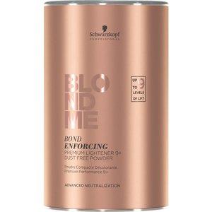Schwarzkopf Blond Me - Bond Premium Lightener 9+ Dust Free Powder - 450 gr