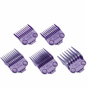 Andis Dual Magnet Small Combs, 5-Comb Set, SIZES: 0, 1, 2, 3, 4