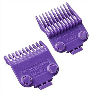 Andis Master Magnetic Comb Set 0.5 & 1.5