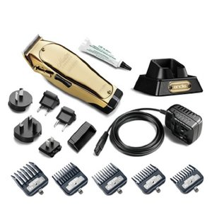 ANDIS Master Cordless Clipper LIMITED GOLD EDITION