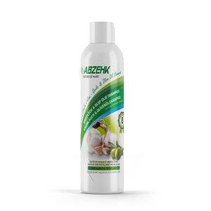 ABZEHK Garlic - Olive Oil Shampoo, 400ml - Dull / Hair Loss