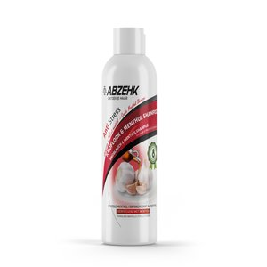 ABZEHK Garlic - Menthol (Anti Stress) Shampoo, 400ml