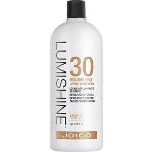 JOICO Lumishine Cream Developer 30 Vol. - 950ml