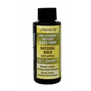 JOICO Vero K-Pak Instant Gloss Toner Natural Gold