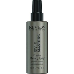 Revlon Style Masters STYLE MASTERS Creator Memory Spray, 150ml - Grijs