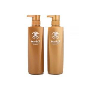 Jean Michel Cavada Box Keratine Shampoo + Keratine Masker 2 x 650ml