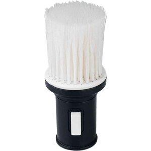 SIBEL Neck brush black/white