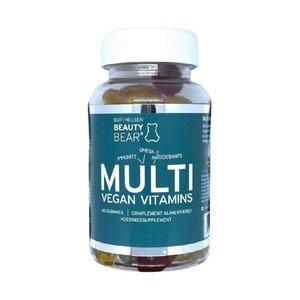 BEAUTY BEAR Multi Vitamins, 60 Gummies