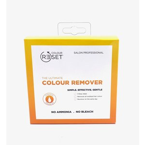 COLOUR RESET Color Remover Kit - 3 x 60ml