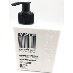 BARCODE Rich Moisture / Deep Moisturing 400 ml