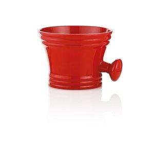 HBT Shaving Bowl Plastic In Red