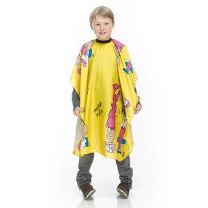HBT Hooded Coat - Kids - Yellow