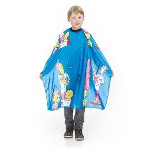 HBT Hooded Coat - Kids - Blue