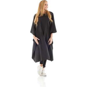 HBT Hooded Coat - COMFORT PRO - BLACK