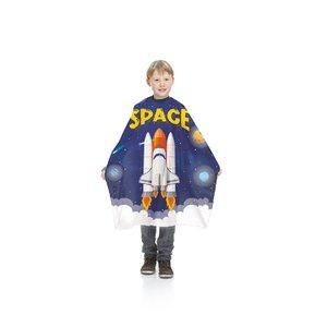 HBT Hooded Coat - Kids - Space