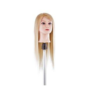 OEFENHOOFD 100% Human Hair - Lang 55cm
