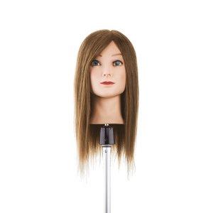 OEFENHOOFD 100% Human Hair - Medium 40cm