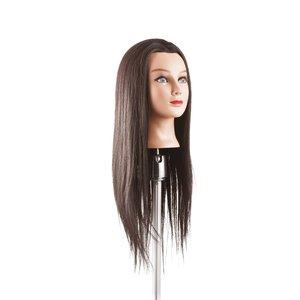 OEFENHOOFD 40% Human Hair / 60% Synthetic - Medium 40cm