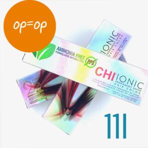 CHI SALES - Ionic Shine Hair Color Tube - 11I