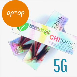 CHI SALES - Ionic Shine Hair Color Tube - 5G