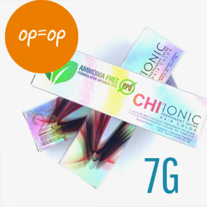 CHI SALES - Ionic Shine Hair Color Tube - 7G