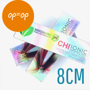 CHI SALES - Ionic Shine Hair Color Tube - 8CM