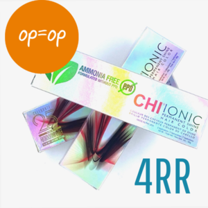 CHI SALES - Ionic Shine Hair Color Tube - 4RR