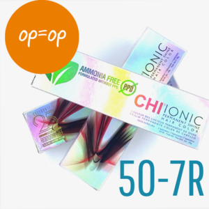 CHI SALES - Ionic Shine Hair Color Tube - 50-7R