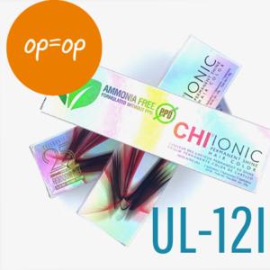 CHI SALES - Ionic Shine Hair Color Tube - UL-12I