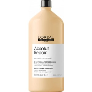 L'OREAL SE Absolut Repair Lipidium Shampoo 1500ml