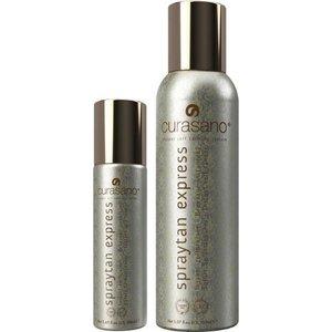 CURASANO Spraytan Express Tanning Spray 150 ml + 50 ml