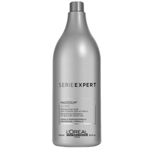 L'OREAL Series Expert Silver Shampoo, 1500ml