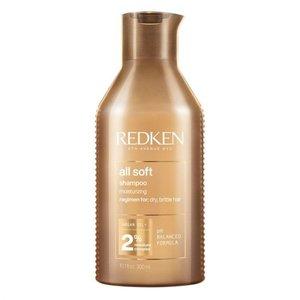 REDKEN All Soft Shampoo, 300ml