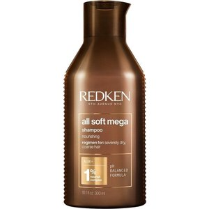 REDKEN All Soft Mega Shampoo, 300ml