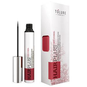 TOLURE Hairplus Red Coral - Eyelash & Eyebrow Serum - 3ml