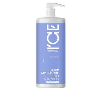 ICE-Professional KEEP MY BLONDE Shampoo, 1000ml