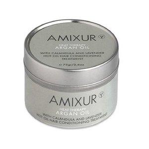 AMIXUR Argan Hot Oil Treatment,  75gr
