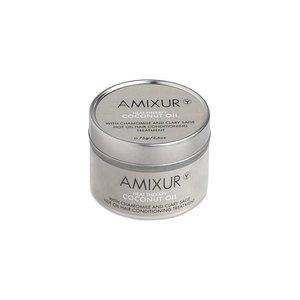 AMIXUR Coconut Hot Oil Treatment,  75gr