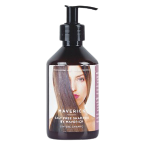 MAVERICK Keratin Salt Free Shampoo, 1000ml